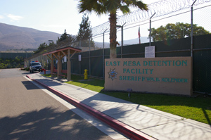 East Mesa Detention Facility
